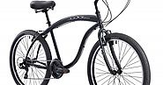 SINGLE SPEED FIRMSTRONG BRUISER MEN'S 26 BEACH CRUISER BIKE - Great knowledge and Reviews about bikes accessories and...