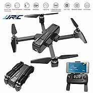 HIOTECH JJRC X11 Foldable Drone with 2K 5G WiFi Camera