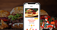Food Delivery Mobile App Development Cost and Features