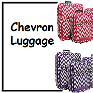 Chevron Luggage - Best Chevron Luggage Sets, Rolling Luggage and Carry On