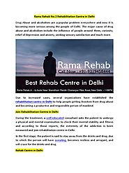 Rama Rehab Rehabillation Centre in Delhi | Drug Rehabilitation | Substance Abuse