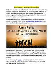 Join our best rehabillation centre in delhi