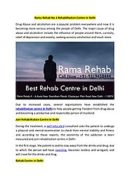 Rama rehab rehabillation centre in delhi