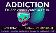 Rama Rehab Best Luxury De Addiction Centre in Delhi