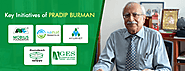 """The pivotal role of Pradip Burman in leading a sustainable organization"""