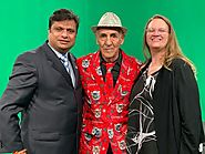 Interview of Ritesh Tandon with Dr. Sanchez and Jennifer