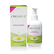 Organc Intimate Wash for Delicate Intimate Area | Organyc.in
