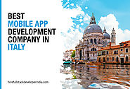 Best Mobile App Development Company in Italy