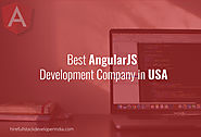Best AngularJS Development Company in the USA