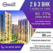 Buy 2 & 3 BHK Home in Wakad