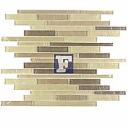 Geo Collection Pupukea Tile Thin Linear - Findstone.us