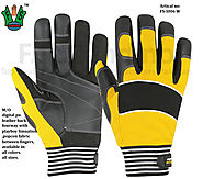 High Quality PU Leather Gloves