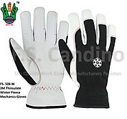 3M Thinsulate Winter Fleece Mechanics Gloves