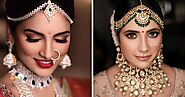 Gorgeous Real Brides With Bindis On Their Wedding Day