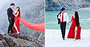 A Romantic Pre Wedding Shoot In Rishikesh On Budget? Yes, It's Possible!