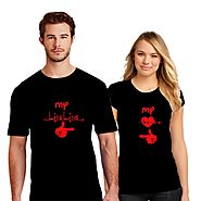Website at https://www.graphixking.com/product-category/couple-t-shirt