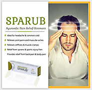 Sparub Ayurvedic Pain Relief Ointment