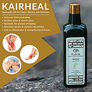 Kairheal Oil for Injury, Sprains and Factures