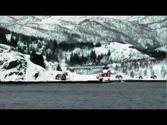Norway Northern Lights HURTIGRUTEN M/S NORDKAPP TROMSO TO SVOLVAER WATCH IN HD