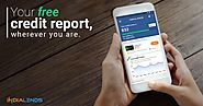 Check Free Credit Score Report Online in Just 2 Mins - IndiaLends
