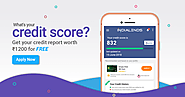 See what makes your score change with credit report online!