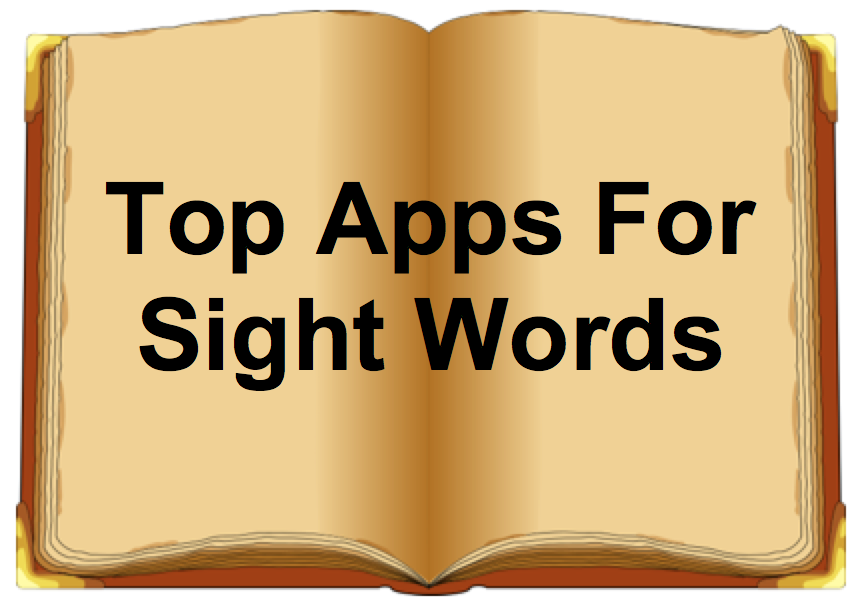 Headline for Top Apps For Sight Words (best Android apps for kids)