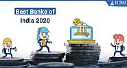 Best Bank in India 2020 - Ranking on Various Loans, FD & Savings