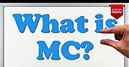 MC Full Form -What is the Full Form of MC ?-Mc full form from rap