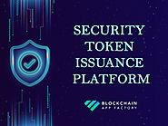 Security Token Issuance Platform