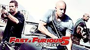 Fast and Furious 5 (2011) Plot Summary, Cast - Vin Diesel, Dwayne Johnson Movie