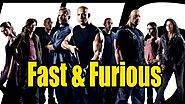 Fast and Furious Cast: 2001, 2003, 2006, 2009, 2011, 2013, 2015, 2017, 2020 - Fast & Furious Movie