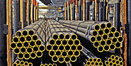ASTM A672 Grade C65 Pipe Manufacturers in India - Kanak Metal & Alloys