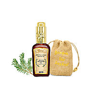O4U 100% Fresh, Natural & Organic undiluted Rosemary Essential oil for Aromatherapy, Moisturizing Skin, Hair & Face Care