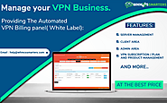 SMART AUTOMATED VPN PANEL (WHITE LABEL)