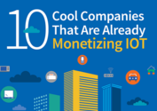 Cloud Infographic - Monetizing Internet Of Things