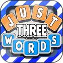 Just Three Words - Amazing Word Guessing Game FREE TODAY ONLY down from $0.99