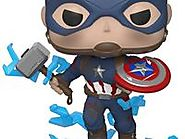 Captain America Funko POP on Pinterest