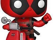 Deadpool Funko POP on Pinterest