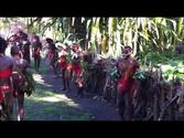 A Wedding & Village Fight by the Penis Gourd Peoples of the Baliem Valley, Papua, Indonesia
