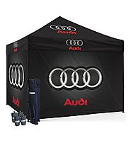 Get Custom Pop Up Tents Made To Your Exact Needs | Display Solution