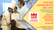 Benefits of One year Diploma from hotel management – Institute of Advanced Management – IAM Hotel Management College