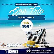 Goa Trip Tour Package