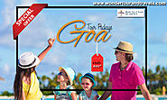 Goa Tour Package- Book Goa Holiday Package at Best Price