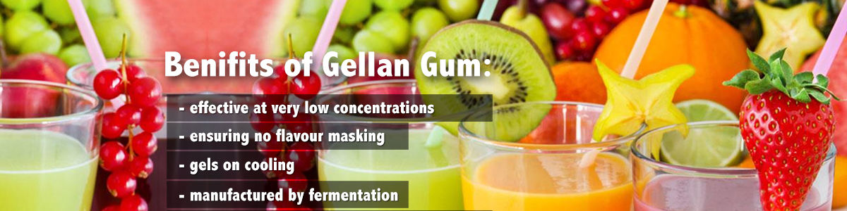 Headline for Gellan Gum overview-www.cinogel.com