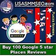 Buy Google Places Reviews - USASMMSEO