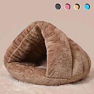 Shop for Cotton Teddy Rabbit Bed House for Dogs |ShoppySanta