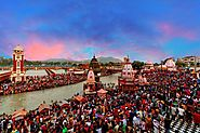 Golden Triangle Tour with Haridwar | Haridwar Tour Places