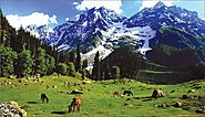 Golden Triangle with Kashmir Tour | Kashmir Tourism