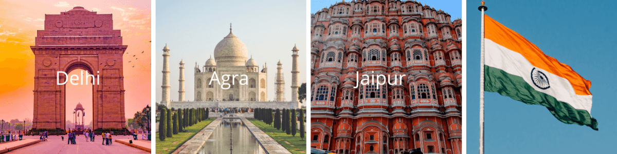 Headline for Best Golden Triangle India Tour Packages in 2020 - Imperial India Tour