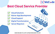 Best Cloud Service Provider